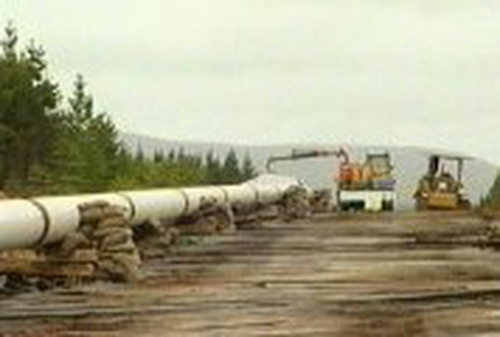 Corrib gas project - Shell suspends offshore pipe