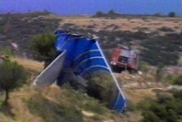 Greece - 121 killed in airliner crash