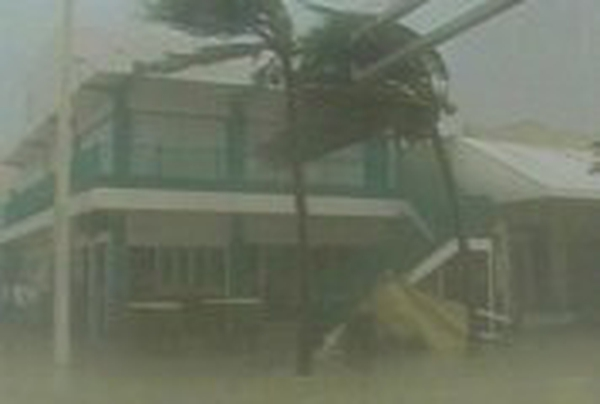 Hurricane Katrina - Neighbourhoods flooded