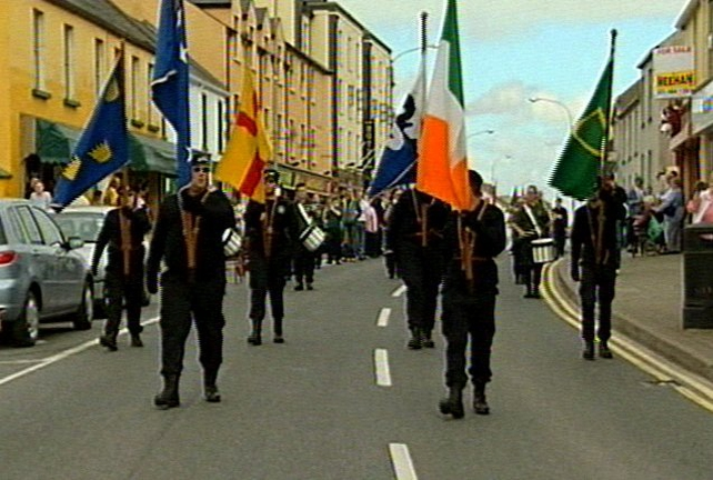 Republican Sinn Féin - Hunger Strike Commemoration march