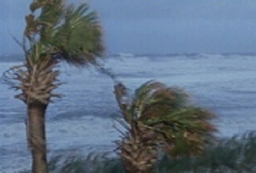 Florida - High winds and heavy seas