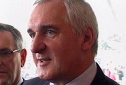 Bertie Ahern - Fianna Fáil Ard Fheis