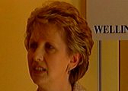 President Mary McAleese - Attended economic forum