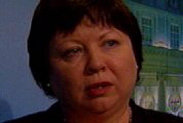 Mary Harney - Economic challenges