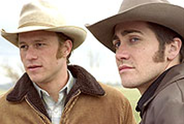 Brokeback Mountain - Receives eight nominations