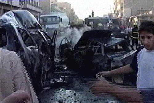 Iraq - 150,000 civilian deaths - minister