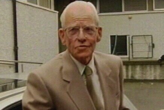 James Gogarty - Retired JMSE chief dies at 88