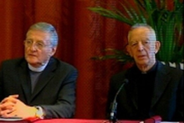 Rev Good & Fr Reid - 'Utterly certain' of IRA move