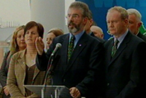 Sinn Féin - Supports 'genuine initiative'