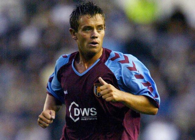 Lee Hendrie is to meet Aston Villa chairman Doug Ellis