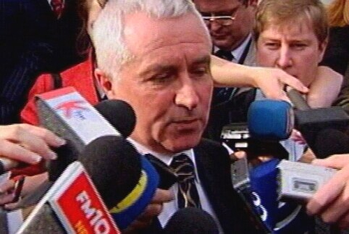 Jim McDaid - Blaney move will undermine FF