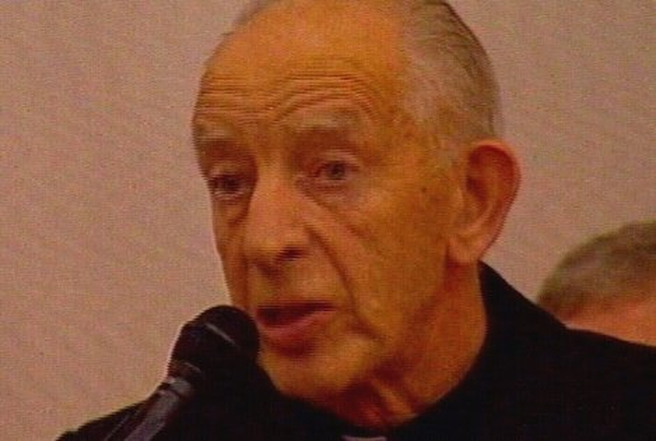 Fr Alec Reid - Controversy over comments