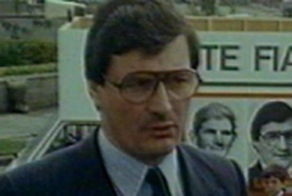 Liam Lawlor - 25 years as Fianna Fáil TD