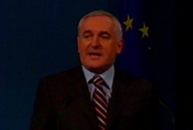 Bertie Ahern - Call for health sector reform