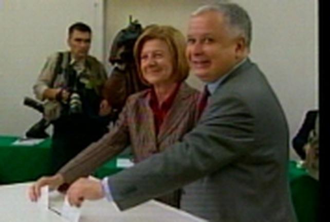 Lech Kaczynski - EU army proposal
