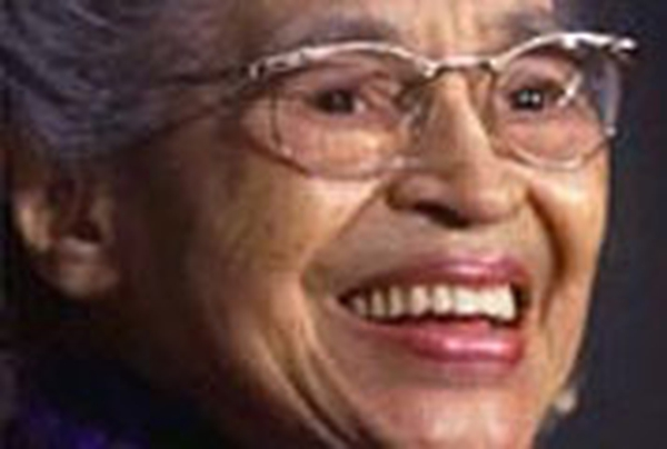 Rosa Parks - Died aged 92