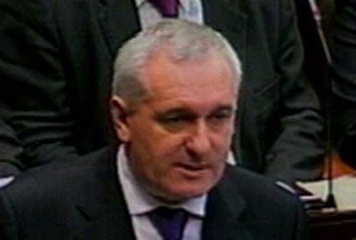 Bertie Ahern - Praises contribution of the Catholic Church to education