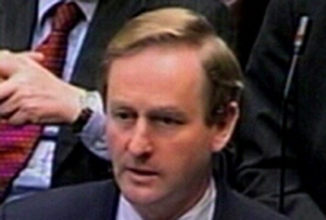 FG Leader Enda Kenny - Elected to the EPP