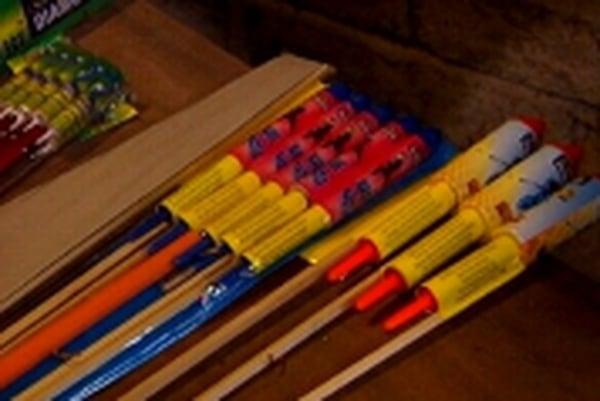 Fireworks - Gardaí warn of prosecutions