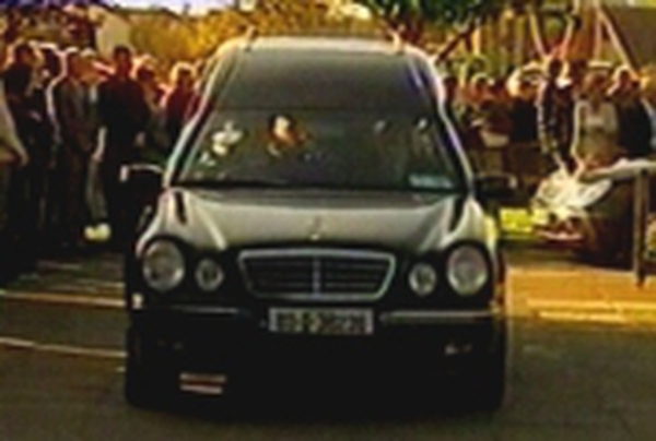 Liam Lawlor funeral - Ex-TD buried in Esker