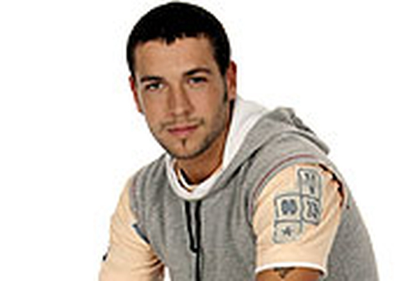 Shayne Ward - Favourite to win the show