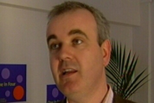 Colm O'Gorman - Director of One in Four