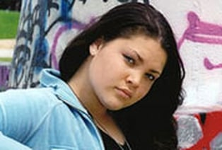 'Judging Amy' teen star Tara Correa-McMullen, who plays former gang member ...