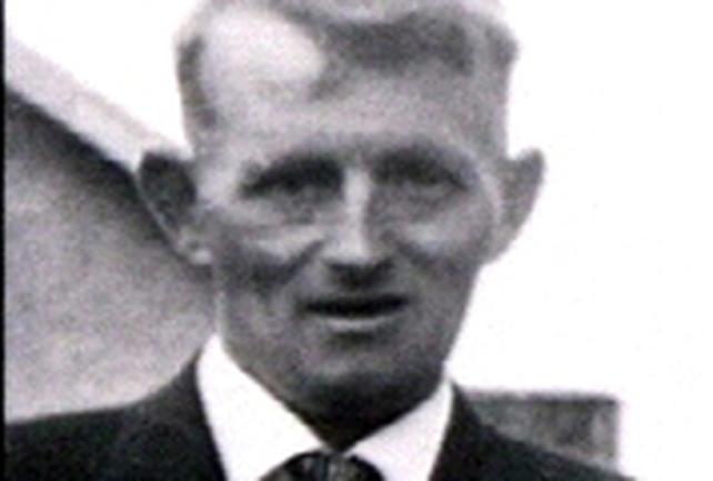 Seamus Ludlow - Murdered in 1976