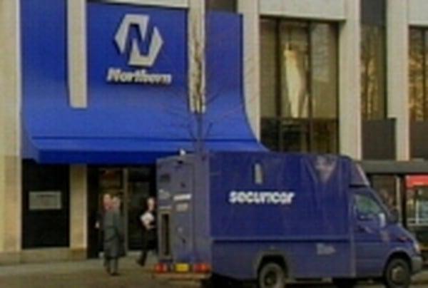 Northern Bank - Raided last December