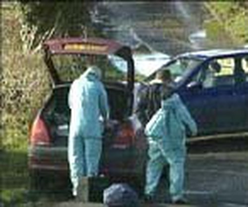 Armagh murders - Man appears in court