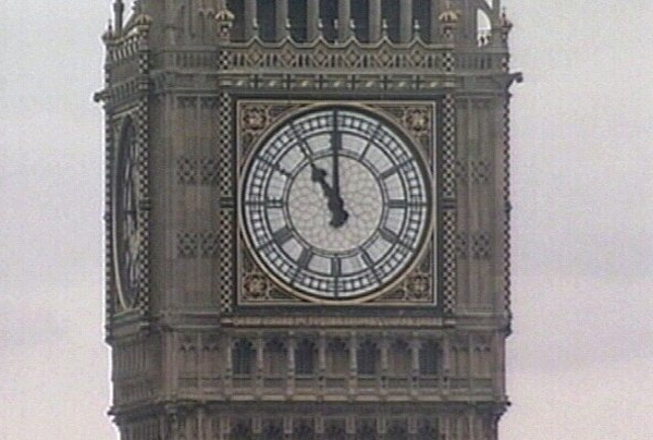 London - Armistice Day marked