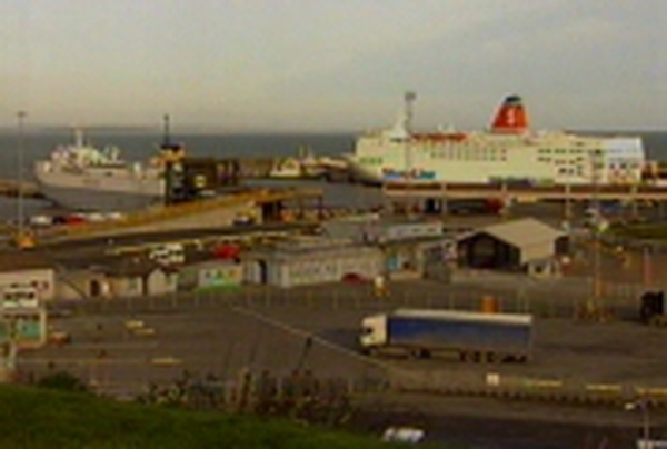 Rosslare Port - Shipping services sector now worth €1.7bn