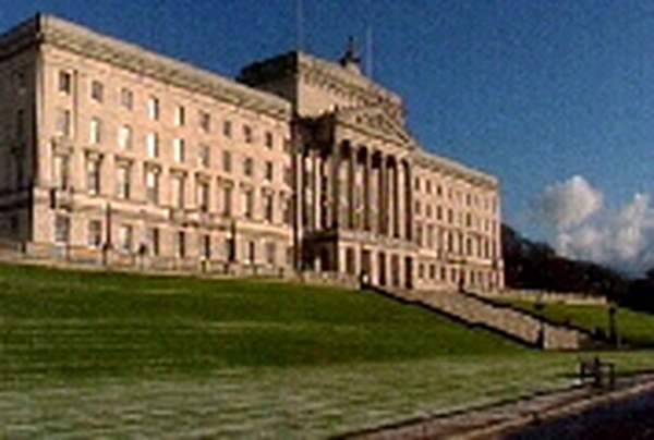 Stormont - 'Spying' charges dropped