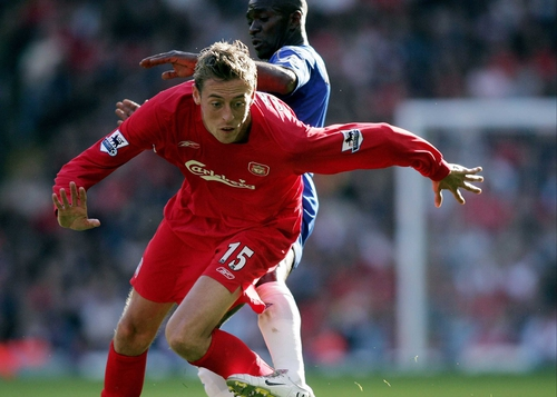 Peter Crouch's goal proves decisive for Liverpool