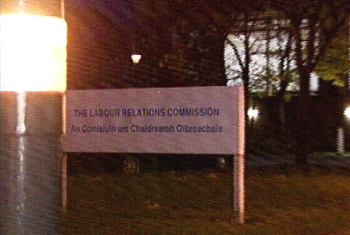 Labour Relations Commission - Deal reached early today