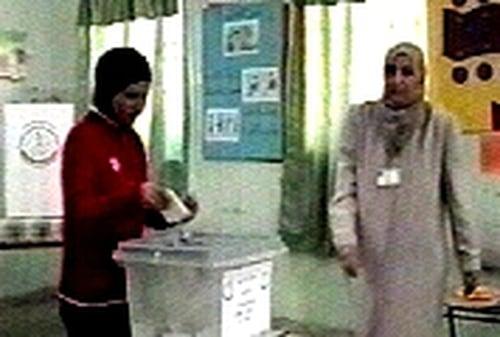Iraq - General election vote