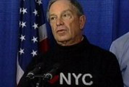 Michael Bloomberg - NY Mayor visits Sligo