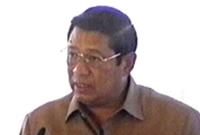 Susilo Bambang Yudhoyono - Indonesian president