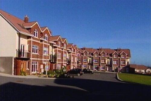 Houses - Dublin prices triple in ten years