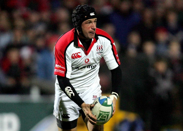 David Humphreys was inspired for Ulster tonight scoring 21 points at Ravenhill