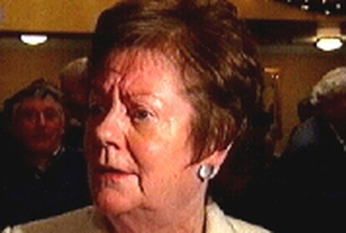 Mary O'Rourke - No apology for comment