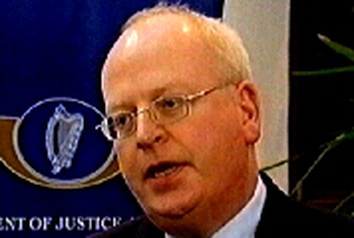 Michael McDowell - Accused certain journalists of 'agenda-setting'