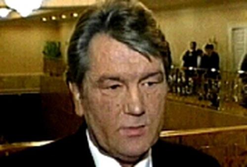 Viktor Yushchenko - Parliament to defy President