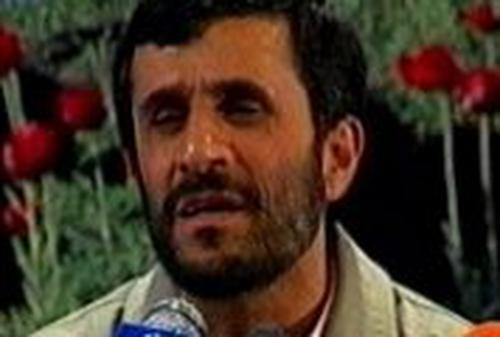 Ahmed Ahmadinejad - Cites Holocaust