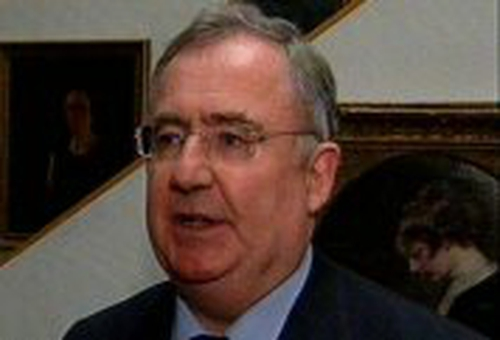 Pat Rabbitte - Concern over job displacement