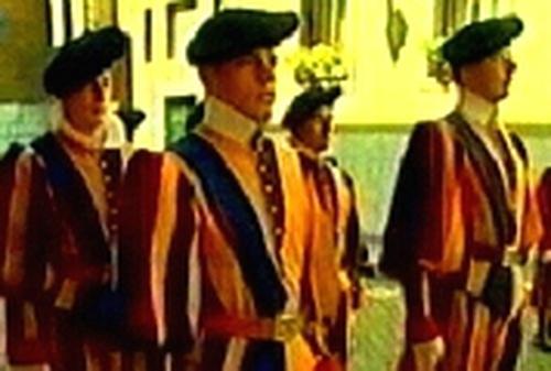 Swiss Guard - 500th anniversary celebration