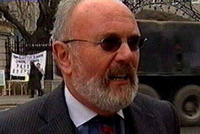 David Norris - Re-elected to Seanad