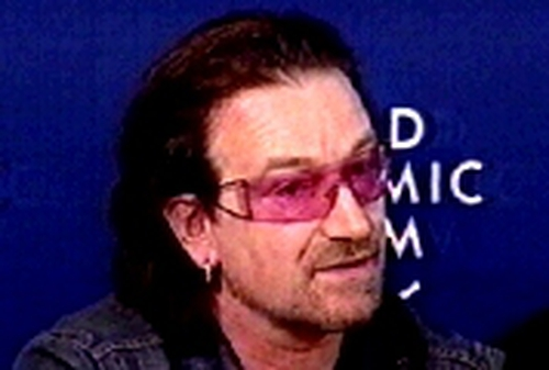 Bono - Honorary knighthood