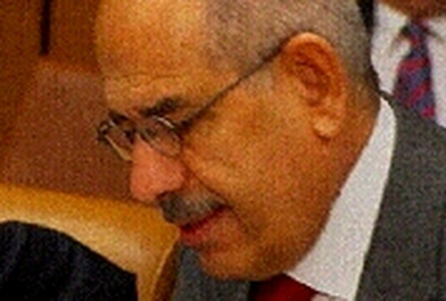 Mohammed ElBaradei - Under fire over Iran