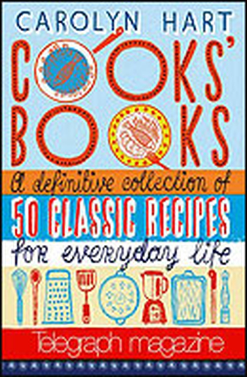 Recipes from a (very) eclectic cookbook collection